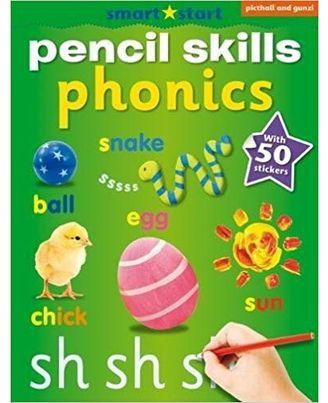 Pencil skills: phonics