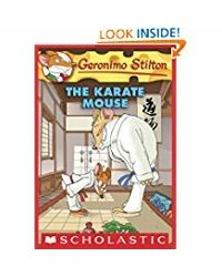 Geronimo Stilton# 40 The Karate Mouse