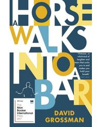 Horse Walks into a Bar, A (Shortlisted for International Man Booker Prize) (Lead Title)