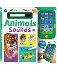 Write & Wipe: Words with Sounds