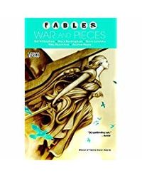 Fables Vol. 11: War and Pieces (Fables (Graphic Novels) )