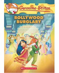 Geronimo Stilton# 65 the Bollywood Burglary