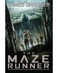 The maze runner movie tie in