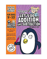 Let's Do Addition And Subtraction: 9- 10