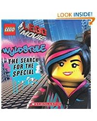 The LEGO Movie: Wyldstyle- The Search for the Special
