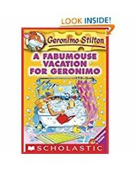 Geronimo Stilton# 9: A Fabumouse Vacation For Geronimo