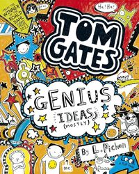Tom Gates Book# 4: Genius Ideas