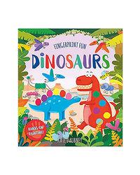 Fingerprint Fun: Dinosaurs