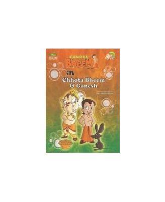Chhota Bheem Vol 32- Chhota Bheem & Ganesh