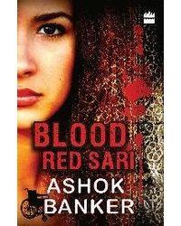 Blood Red Sari