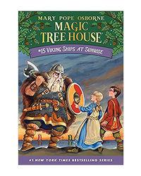 Viking Ships At Sunrise (Magic Tree House0