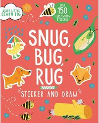 Sticker and Draw Snug, Bug, Rug