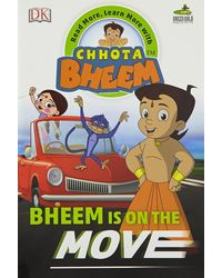 Bheem is on the Move: Read More, Learn More with Chhota Bheem