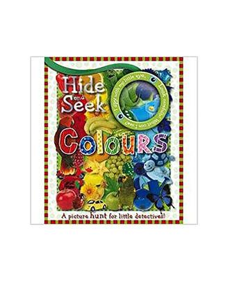 Hide & Seek Colours A Picture