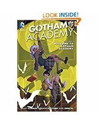Gotham academy vol. 1: welcome
