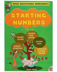 Starting Numbers 1 To 10