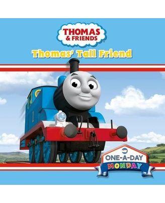 Monday: Thomas  Tall Friend