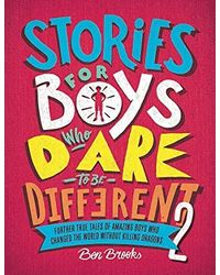 Stories for boys who dare 2