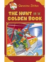 Geronimo Stilton- The Hunt for the Golden Book