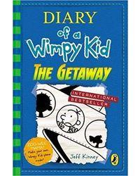 Wimpy kid# 12: getaway (pb)