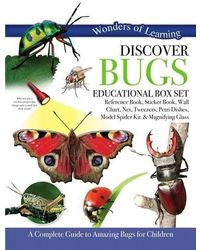 Discover Bugs- Educational Box Set (Wonder of Learning)