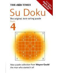The Times Sudoku Book 4