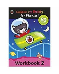 Workbook 3: Ladybird I'm Ready for Phonics