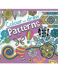 Colour & Draw Patterns