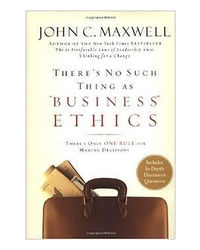 There's No Such Thing As 'Business' Ethics: There's Only One Rule For Making Decisions