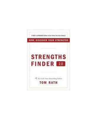 Strengths Finder 2.0: A New and Upgraded Edition of the Online Test from Gallup s Now, Discover Your Strengths[ With Access Code]