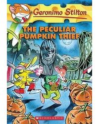 The Peculiar Pumpkin Thief: 42 (Geronimo Stilton)