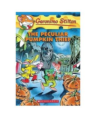 The Peculiar Pumpkin Thief: 42 (Geronimo Stilton)