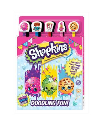 Shopkins Doodling Fun