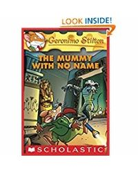 Geronimo stilton# 26 the mummy