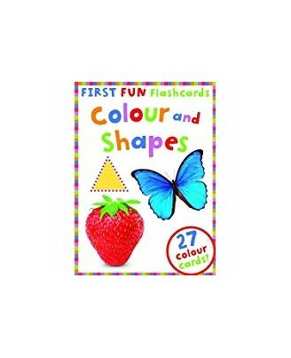 Colours and Shapes (First Fun Flashcards)