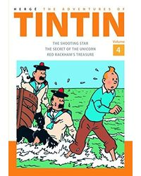 The Adventures of Tintin: Volume 4