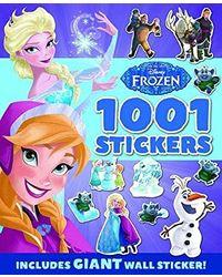 FROZEN: 1001 Stickers (1001 Stickers Disney)
