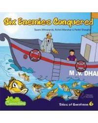 Six enemies conquered(cradle c