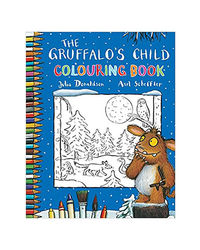 Gruffalo's Child: Coloring Book