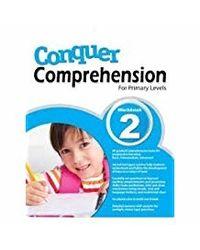 SAP Conquer Comprehension Workbook Primary Level 2