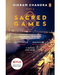 Sacred Games: Netflix Tie- in Edition Part 2
