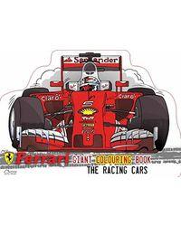 Ferrari racing car colour- pas