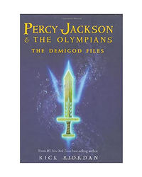 Percy Jackson: The Demigod Files (Film Tie- In) (Percy Jackson And The Olympians)