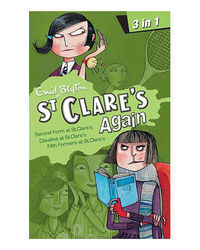 Enid Blyton (3 In 1) : St. Clare's- Vol. 2