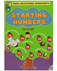 Starting Numbers 11To 20