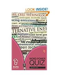 Rupa Book Of Word Power Quiz