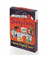 My Favorite Spooky Stories Box Set: 5 Silly, Not- Too- Scary Tales!