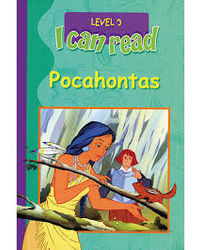 I Can Read Pocahontas Level 3