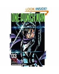 One- Punch Man, Vol. 3