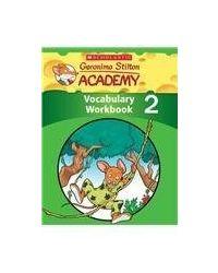 Geronimo Stilton Academy Vocabulary Workbook- Level 2